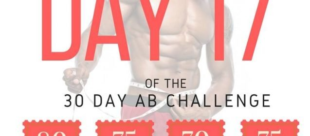 ABS CHALLENGE-DAY 17