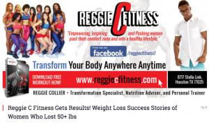 Reggie C Fitness