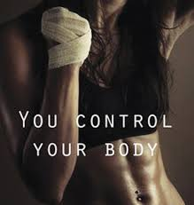 Take Control Of Your Body