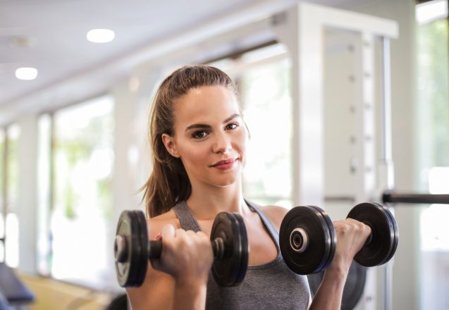 5 Reasons To Lift Weights