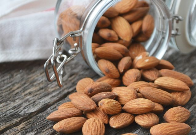 Healthy Snacks At Your Desk