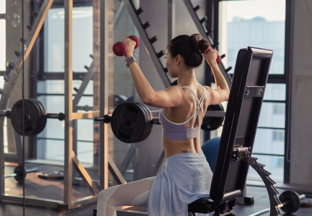 Tips To Slim And Tone Arms