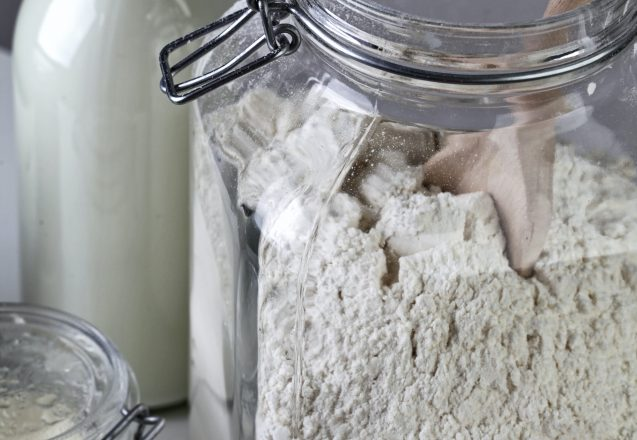Should I Get Rid Of White Flour In My Diet?