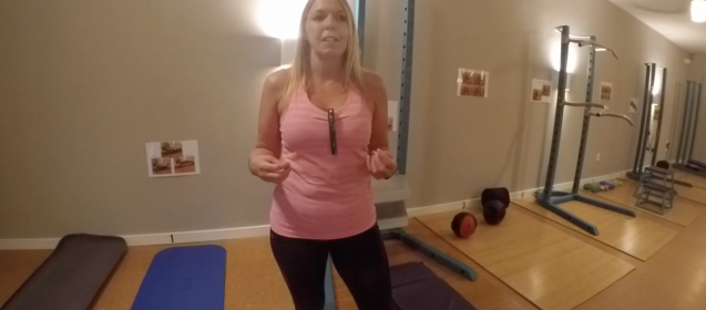 The SCULPTAFIT Experience Video; for Women Only