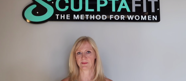 Laura Came from Scotland to Join SCULPTAFIT in Saint Johns?