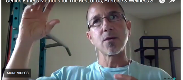 Forward Thinking Inventor Turns Unique Fitness Vision Into Life-Changing Reality