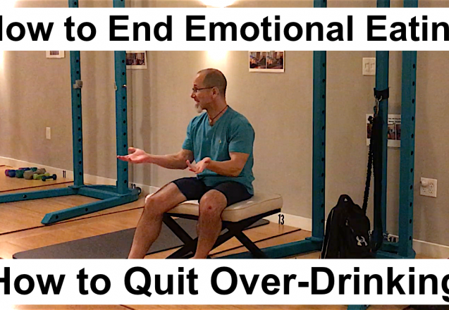 how to stop emotional eating how to quit over drinking Nutrition Mindset Mastery March 2019 SCULPTAFIT Studio
