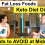 Healthy Fat Loss Foods, Keto Diet Disaster, Workouts to AVOID at Middle-Age and MORE