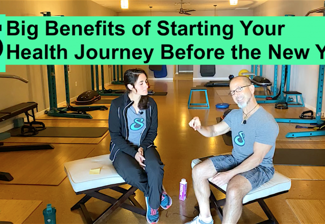 5 Big Benefits of Starting Your Health and Fitness Journey Before the New Year