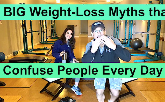 3 More Damaging Weight-Loss Myths That Confuse People Every Day