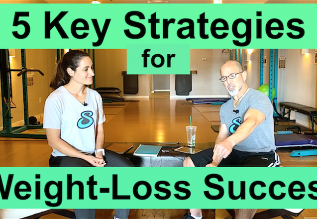 5 Key Strategies for Lifelong Weight-Loss Success Wellness and Weight Loss for Women episode 24