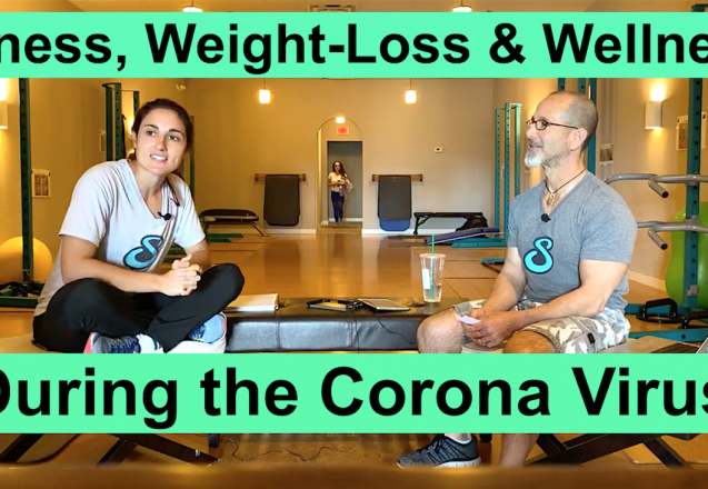 Fitness, Weight-Loss and Wellness During the Corona Virus