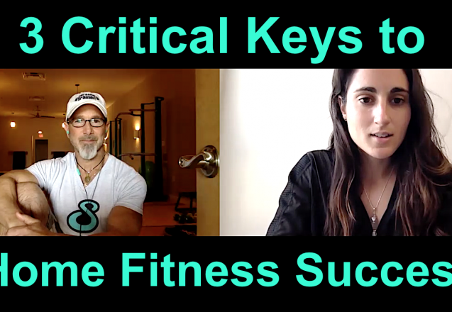 3 keys to Home Fitness Success ep 34 podcast w3 image