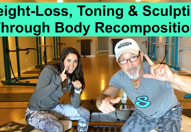 Weight-Loss, Toning and Sculpting Through Body Recomposition image w3 ep 39