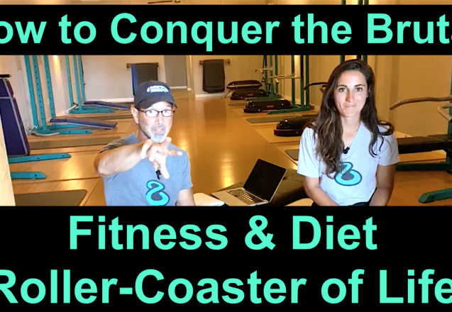 how to conquer Fitness and Diet Roller Coaster of Life how to stop yoyo dieting
