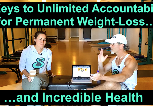 5 Keys to Unlimited Accountability for Permanent Weight-Loss w3 podcast
