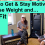 How to Get and Stay Motivated to Lose Weight and Get Fit for LIFE