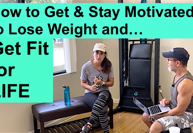 How to Get and Stay Motivated to Lose Weight and Get Fit for LIFE w3 image