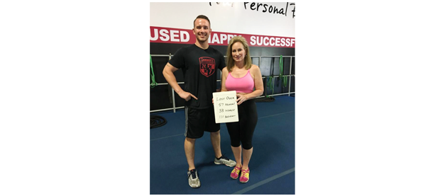 Judy Has Dropped 65 Pounds