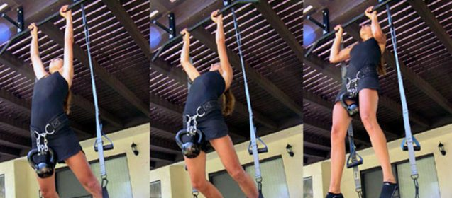 """How To: Get Your First Pull-up """"Full Program"""""""