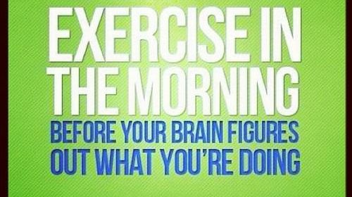 Reasons To Workout In The Morning