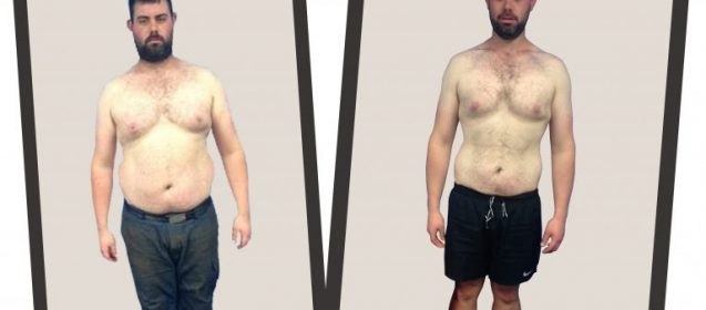 The 16kg Party Boy Weight Loss Transformation!
