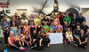 Good Friday Charity Boot Camp