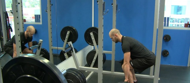 How to Perform a Barbell Deadlift