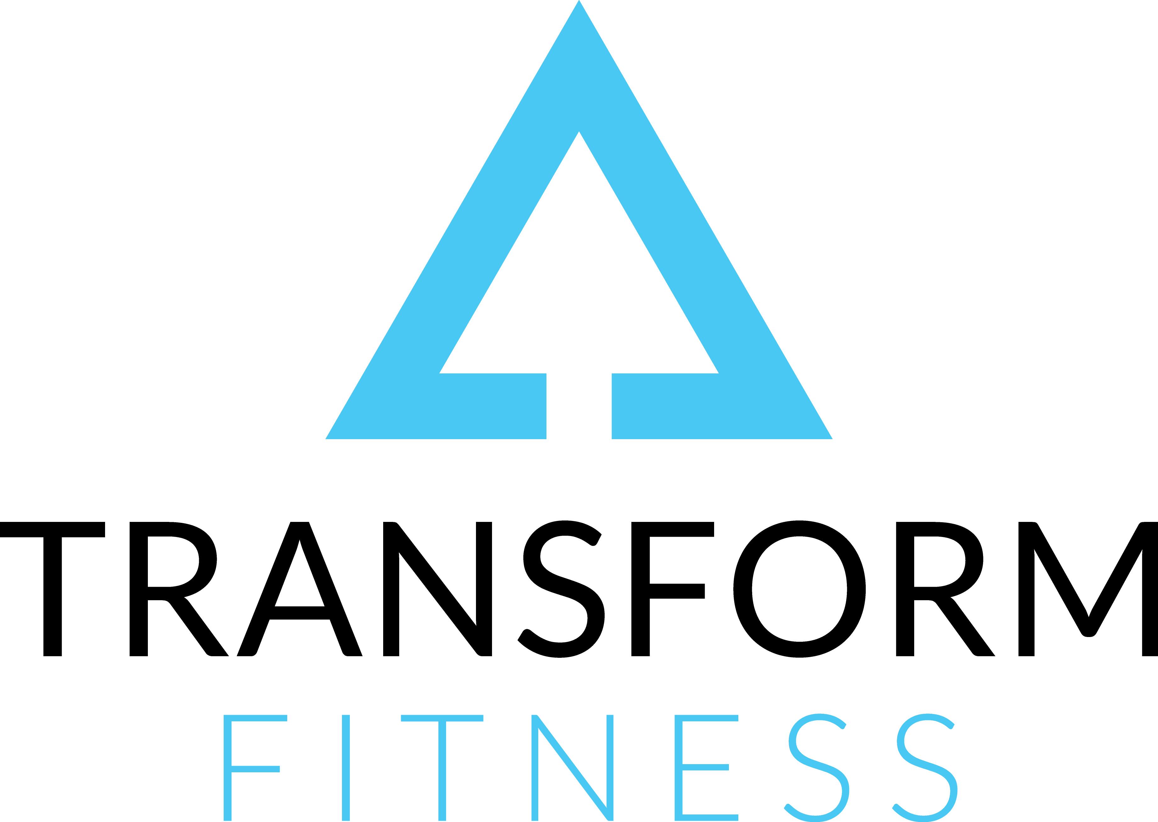 New Transform Fitness Logo