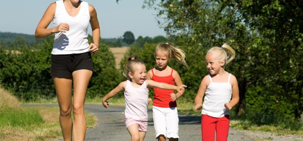 Creating Fun And Effective Fitness For Kids