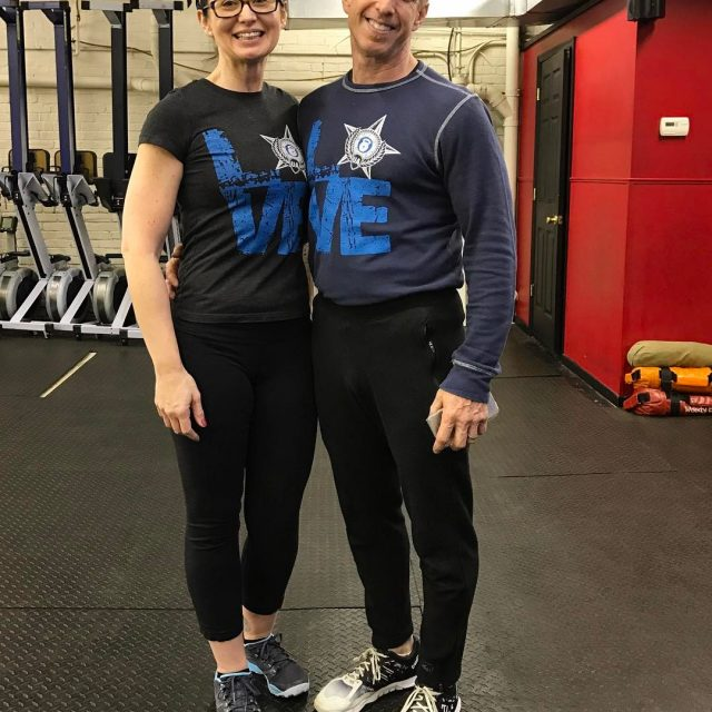 LVE at UA uastrong mtairy phillyfitness fitcouple