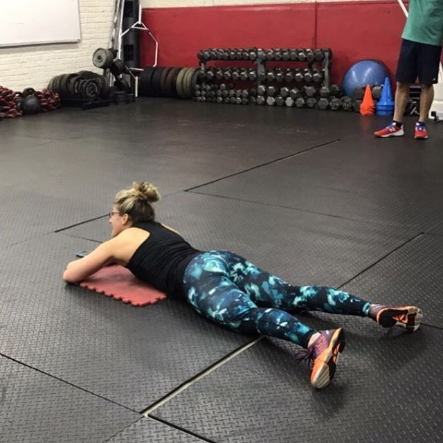 felixladybug after her killer recordbreaking 705 plank!! uastrong mtairy phillyfithellip