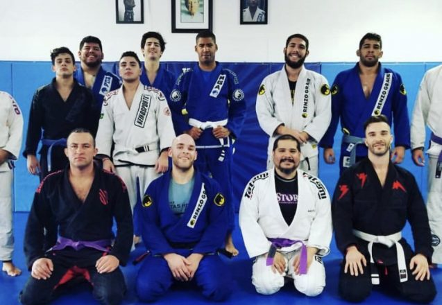 Three Life Lessons from Jiu-Jitsu